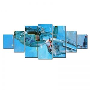 Large Canvas Wall Art Sets Transport
