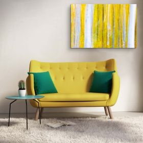 hypnotic abstract painting for the living room and bedroom