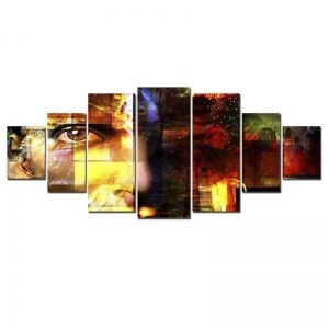 Large Canvas Wall Art Sets Abstract